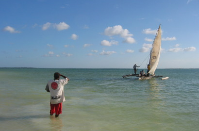 bateau traditionnel zanzibar