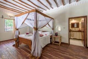 Hakuna Majiwe Zanzibar chambre typique hotel de charme